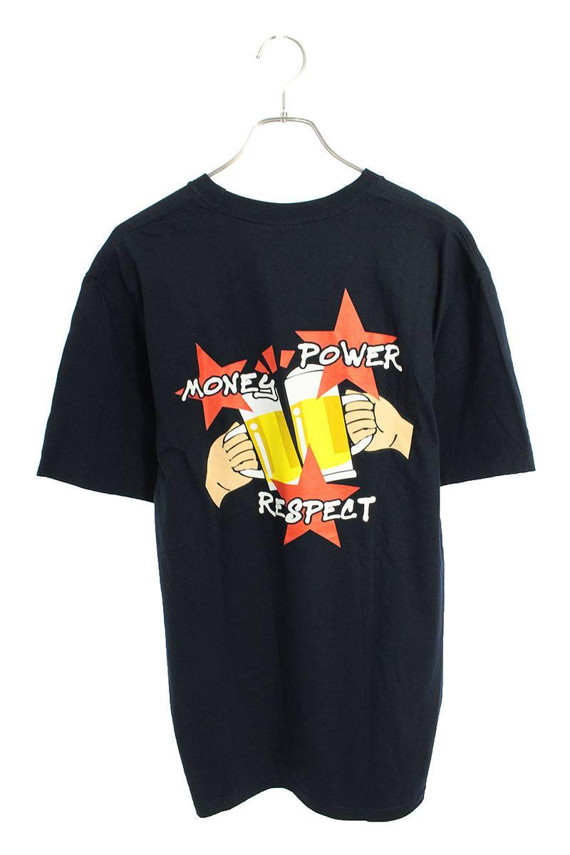 マネーパワーリスペクトTシャツ