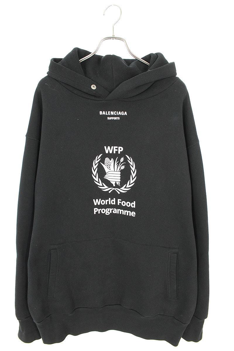 WFPロゴスウェットプルオーバーパーカー