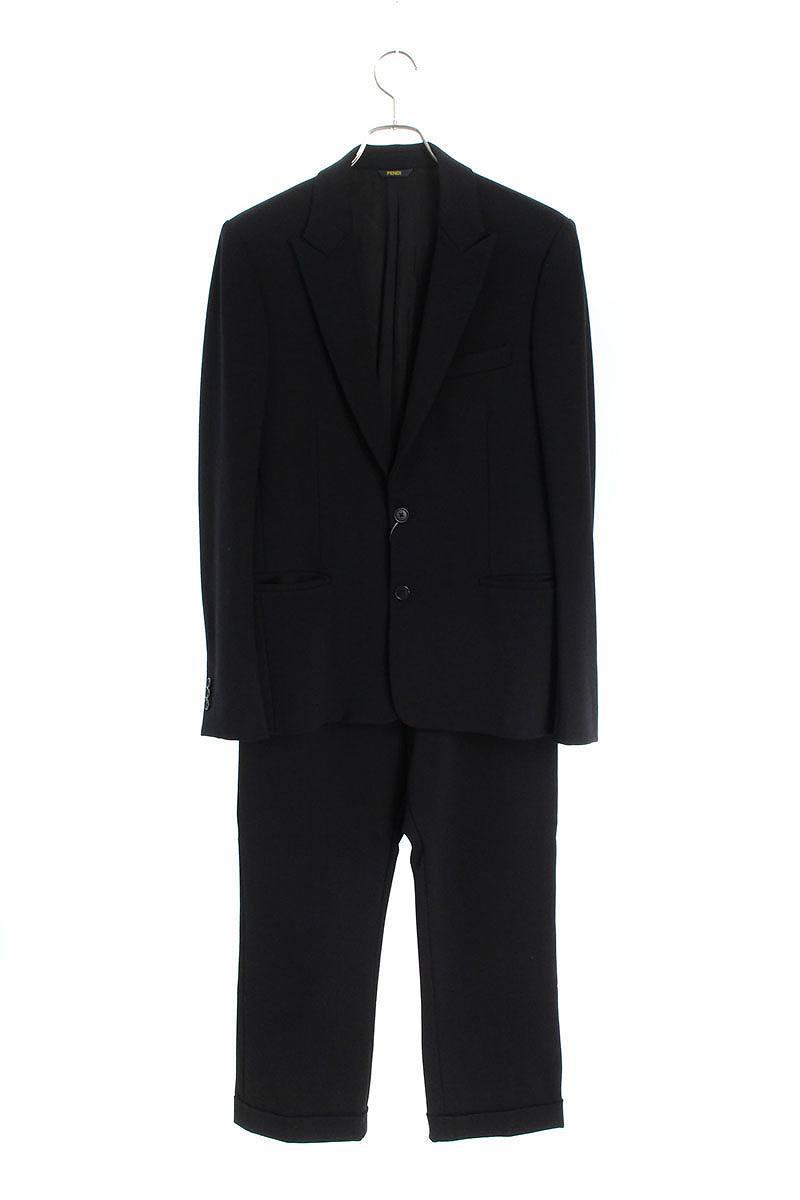 ウールポリストレッチスーツ