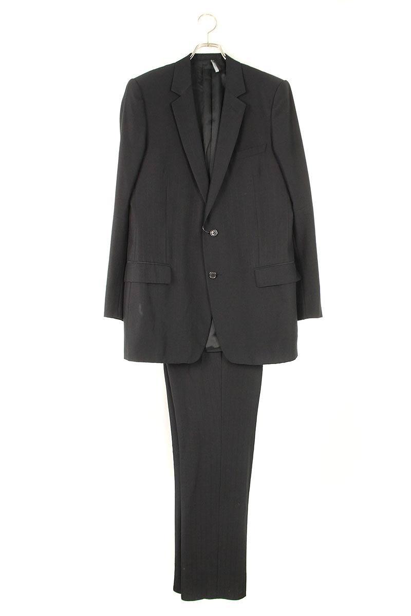 ジャガードストライプ2Bジャケットスーツ