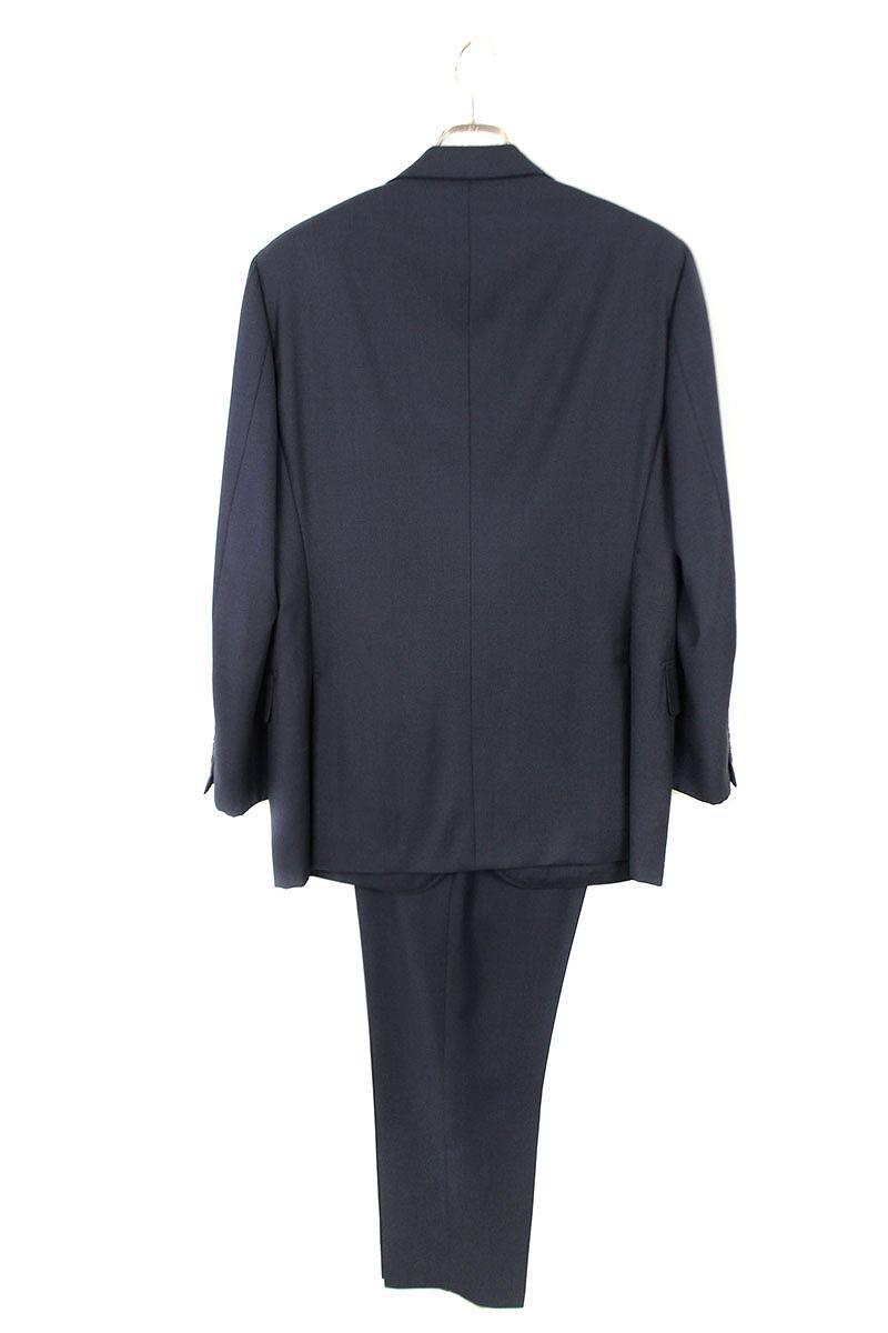 裏地モノグラム2Bジャケットセットアップスーツ