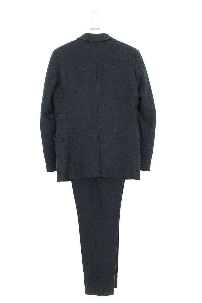 ノッチドラペル2Bウールセットアップスーツ