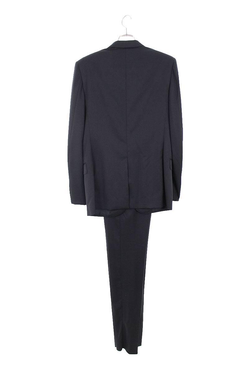 ノッチドラペル2Bジャケットスーツ
