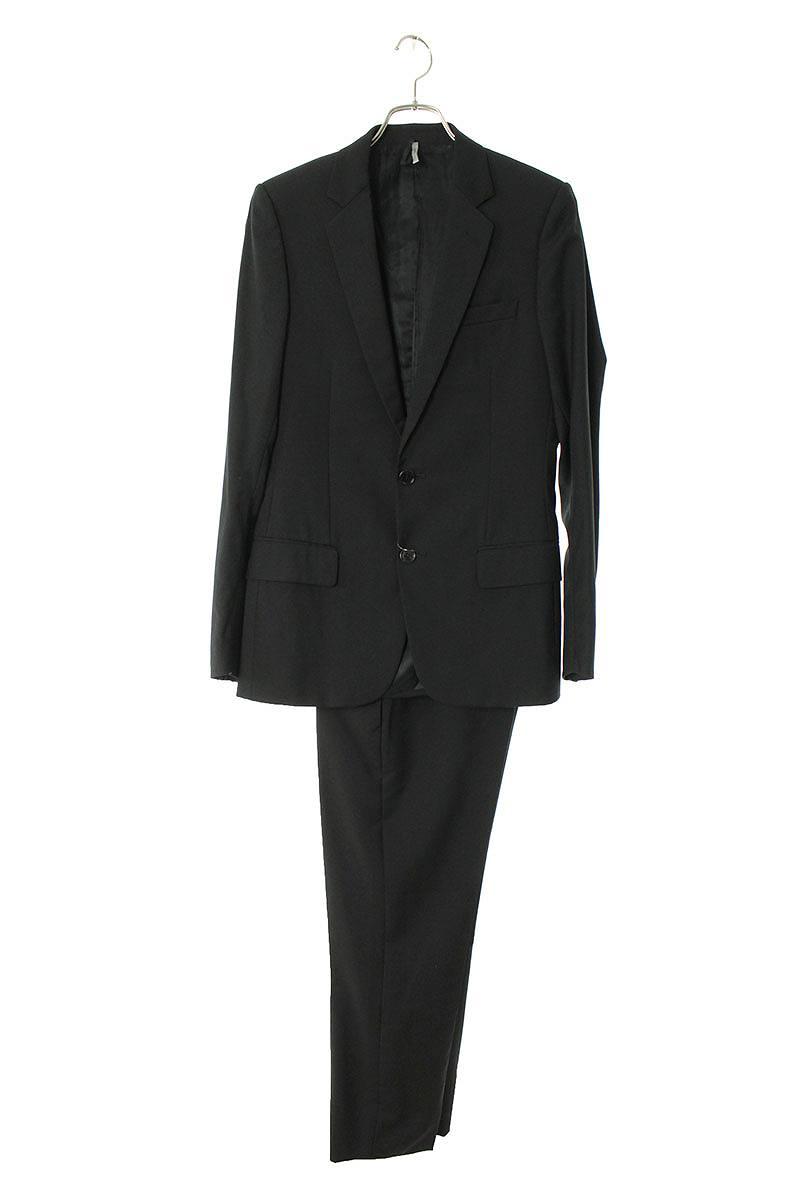 ナローラペル2Bジャケットセットアップスーツ