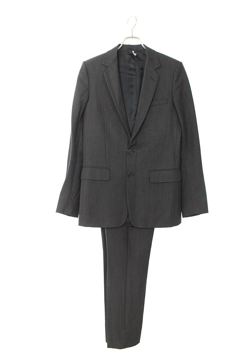 ノッチドラペル2Bジャケットセットアップスーツ