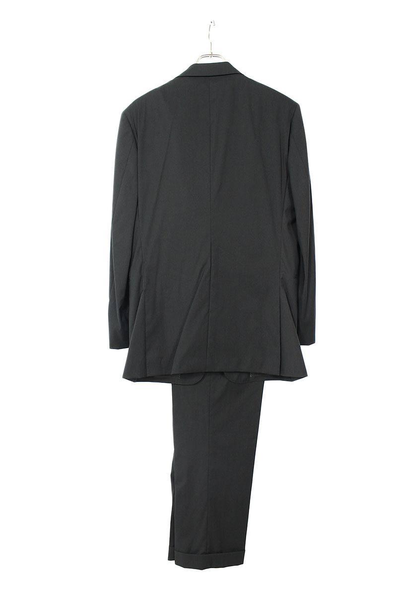 ウールストライプスーツ