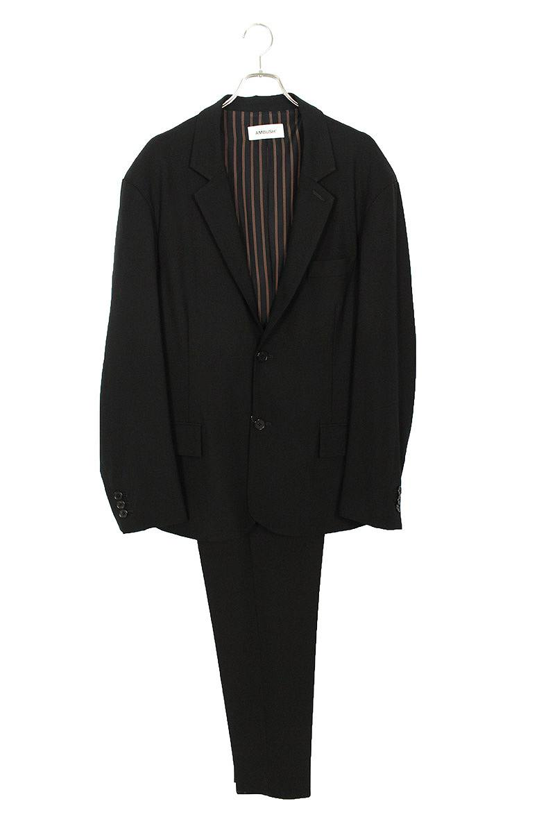 ストレッチウール オーバーサイズスーツ