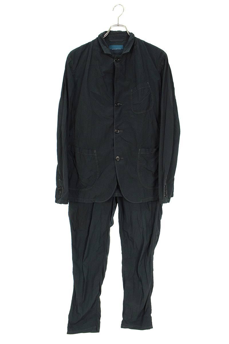 ナイロンジャケットセットアップスーツ