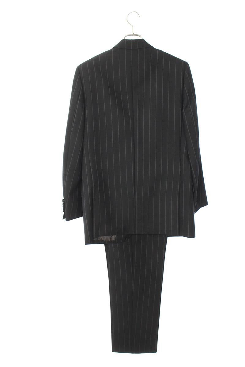 ウールストライプ3Bスーツ