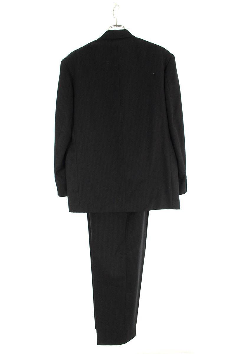 ストライプ2Bジャケットスーツ