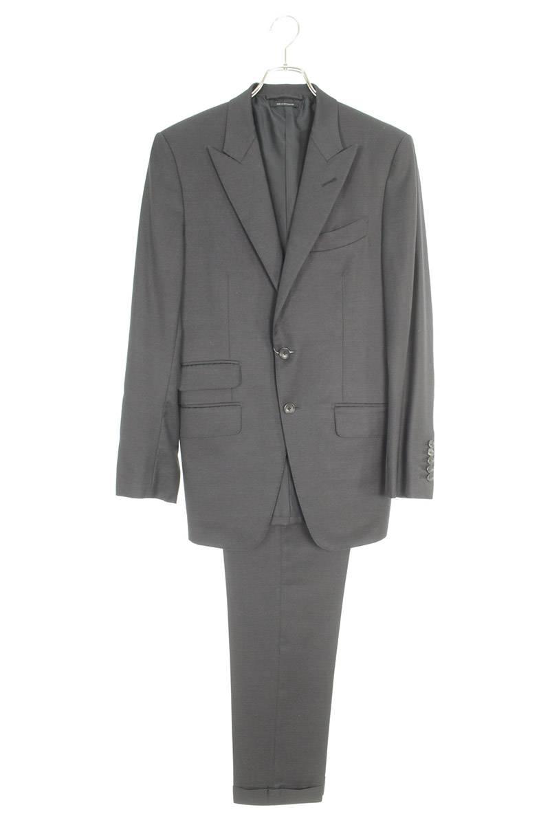 ピークドラペル2Bジャケットセットアップスーツ