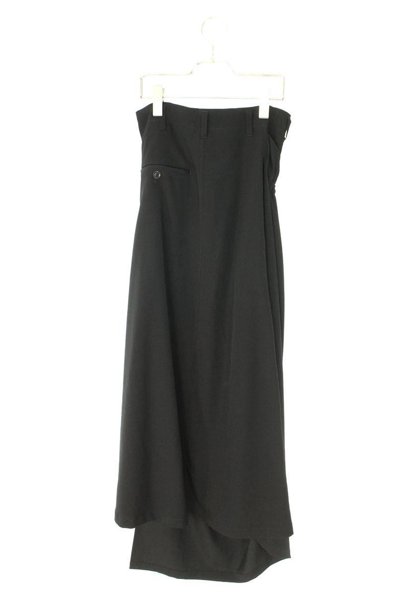 フロントギャザースカート