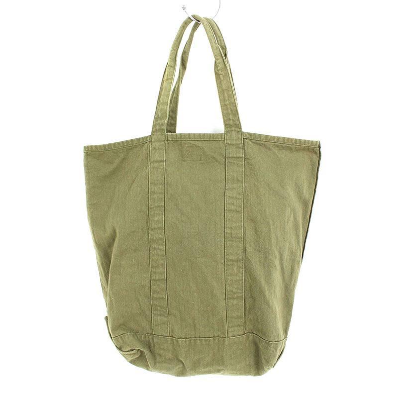 チェーン刺繍トートバッグ