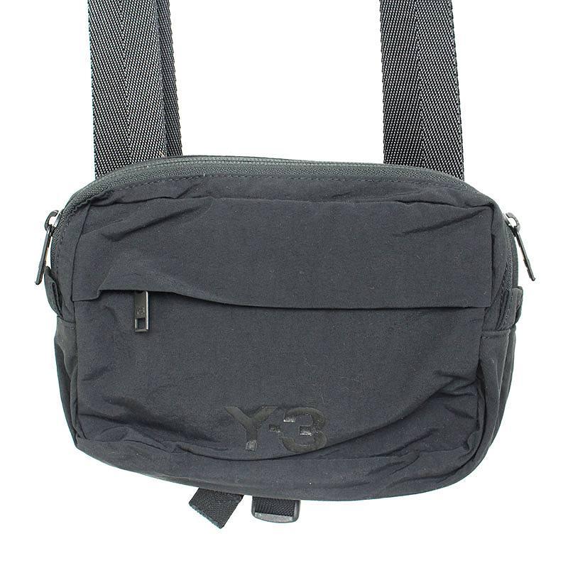 ナイロンマルチポケットショルダーバッグ