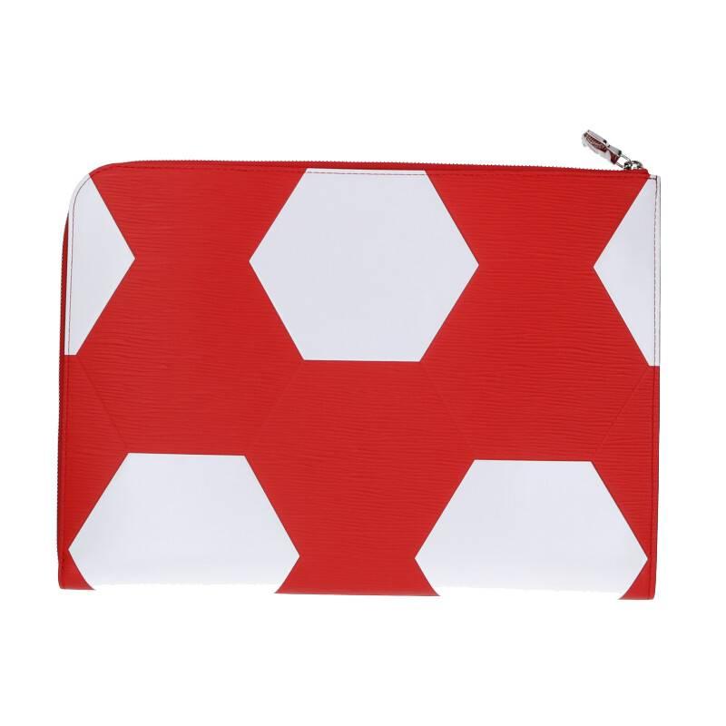 2018FIFAワールドカップ記念エピレザークラッチバッグ