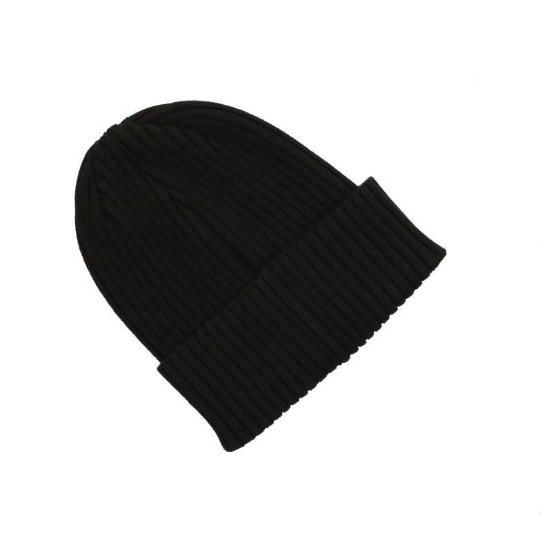スモールボックスロゴビーニー帽子