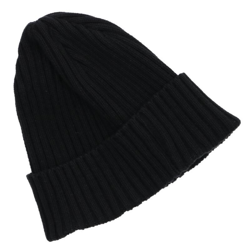 オーバダイドリブビーニーキャップ帽子