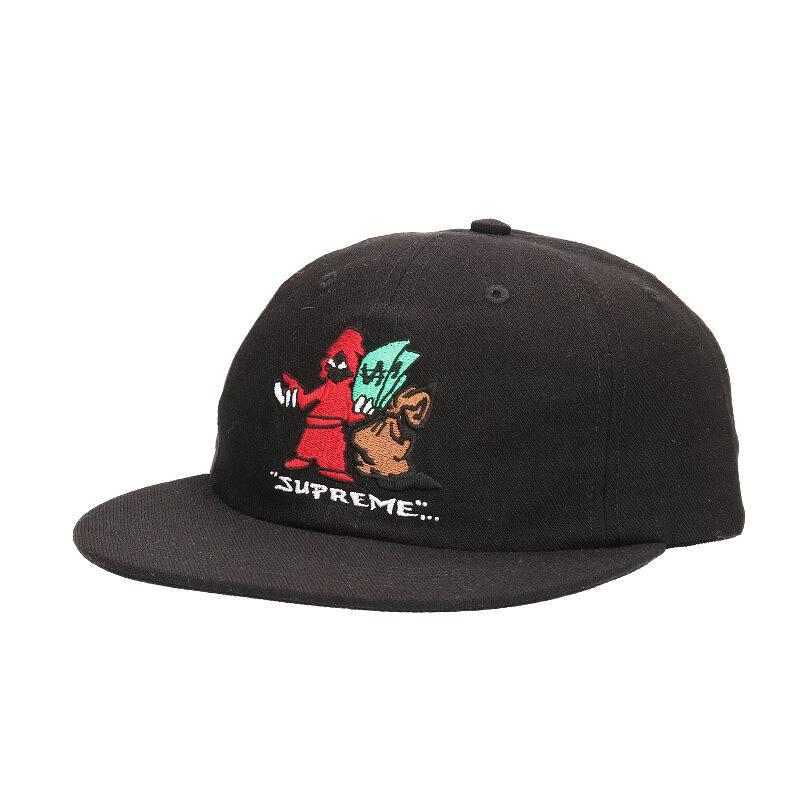 フロント刺繍帽子