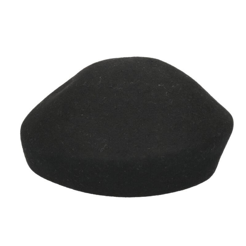 ローラーコースターバックル付きベレー帽
