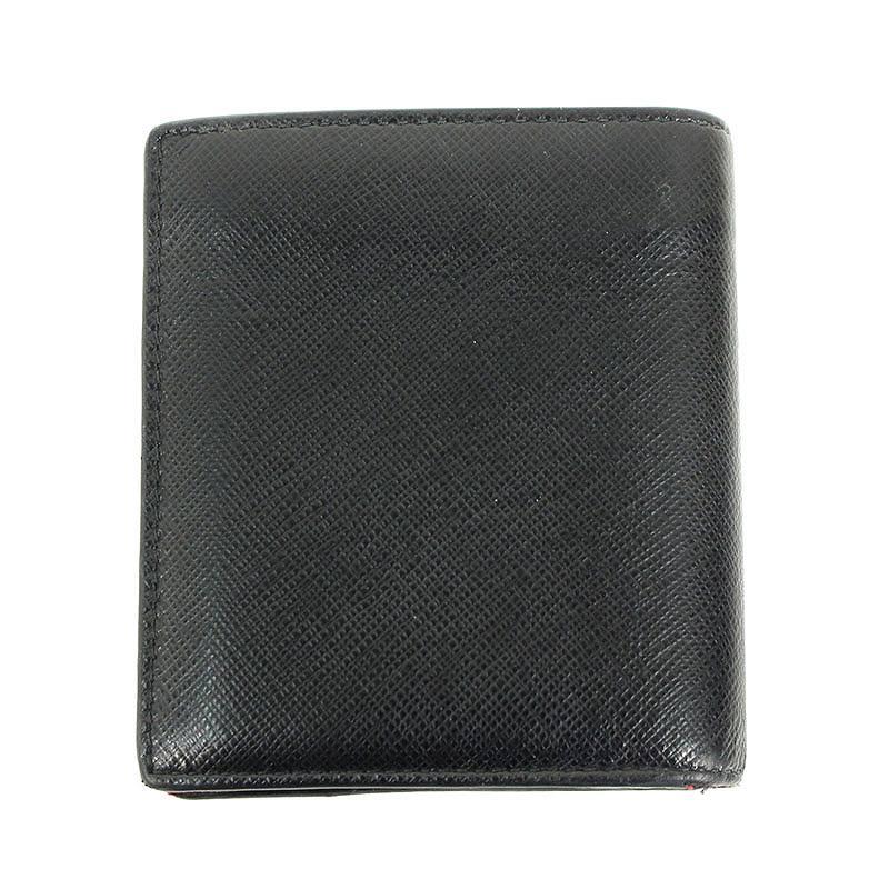 メタルロゴサフィアーノ財布