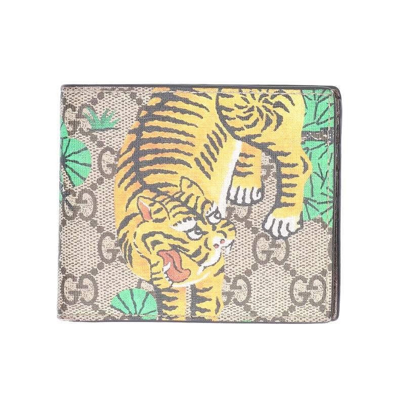 タイガープリントGGスプリーム二つ折り財布