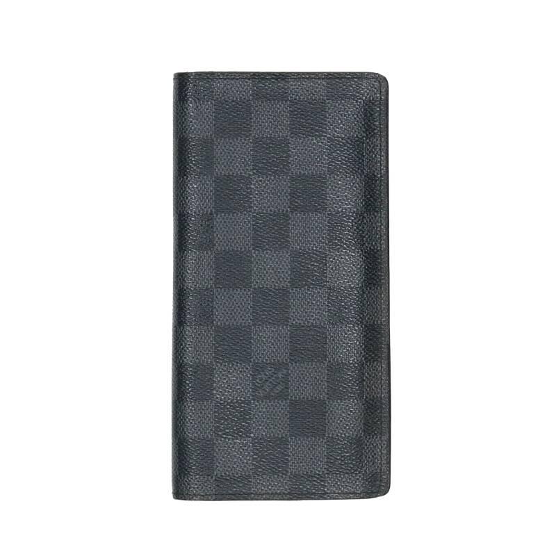 ダミエグラフィット財布