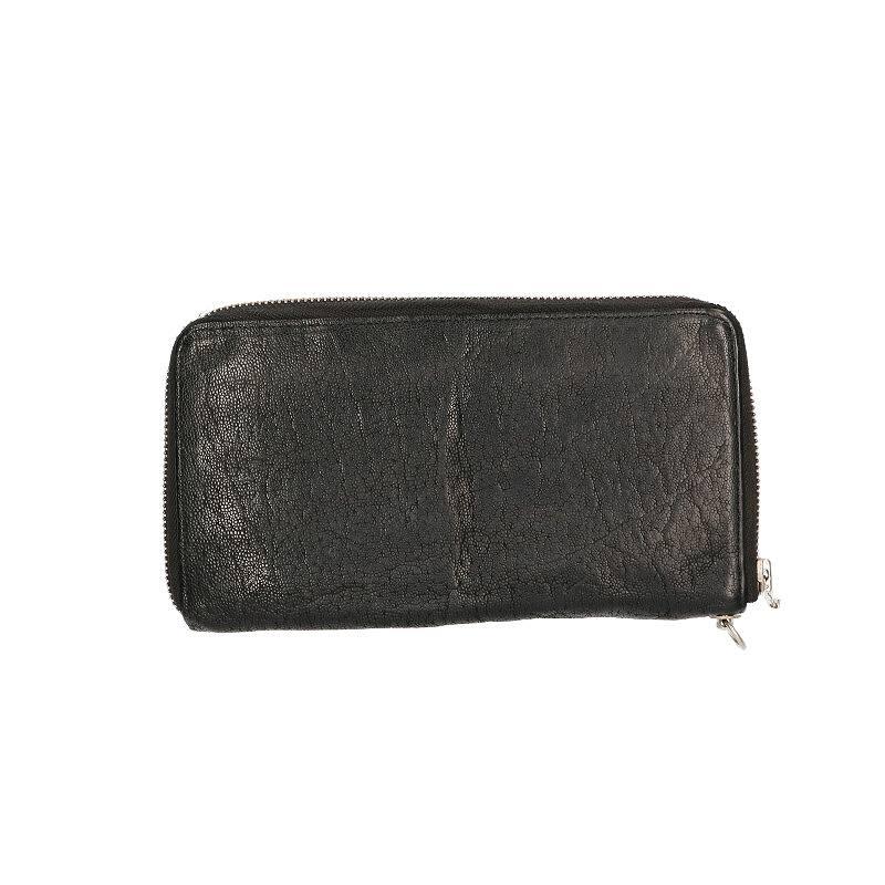 ラウンドジップロングウォレット財布
