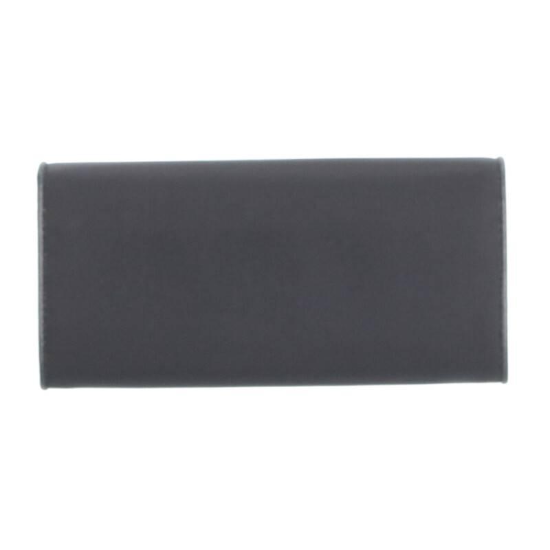 パスケース付きナイロン財布