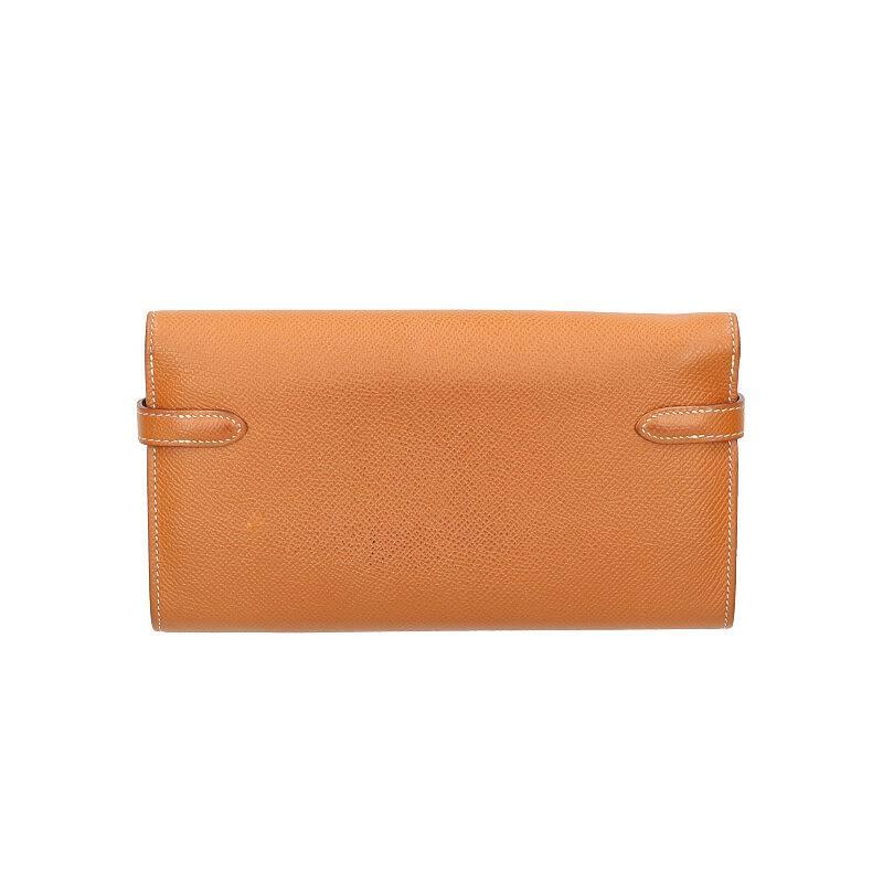 A刻印 エプソンゴールド金具財布