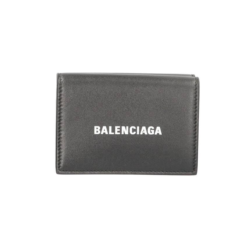 ロゴプリント財布
