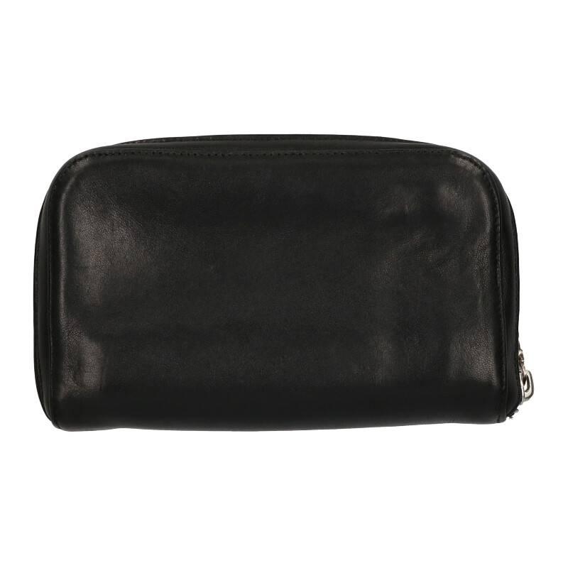 ミニラウンドジップレザー財布