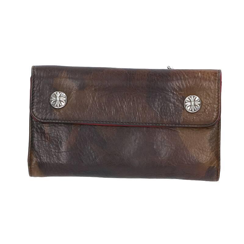 カモフラバイカラー財布