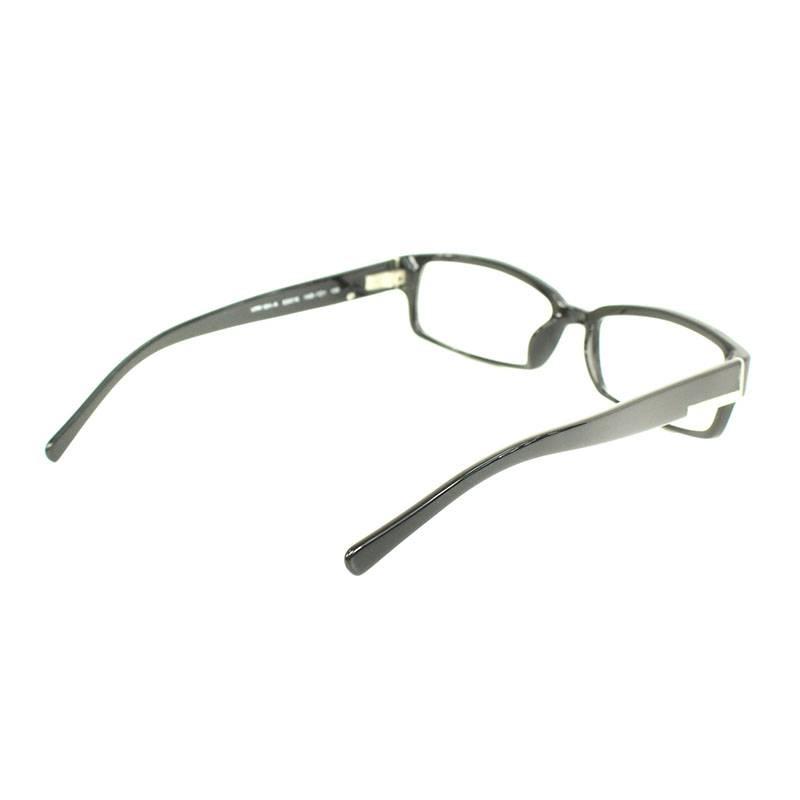 スクエアフレーム眼鏡