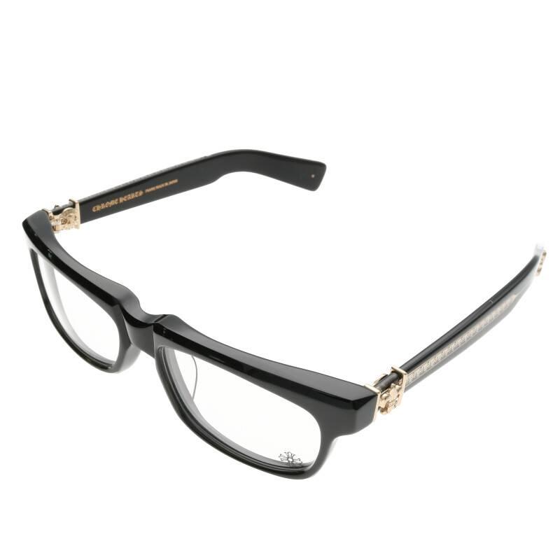BSフレアテンプルウェリントン型眼鏡