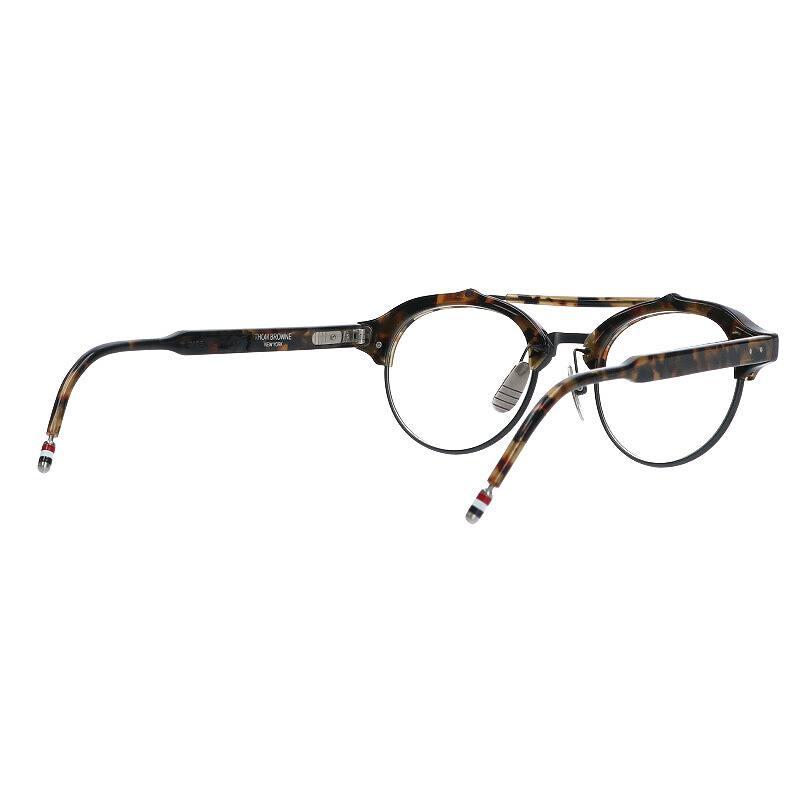 ダブルブリッジ眼鏡