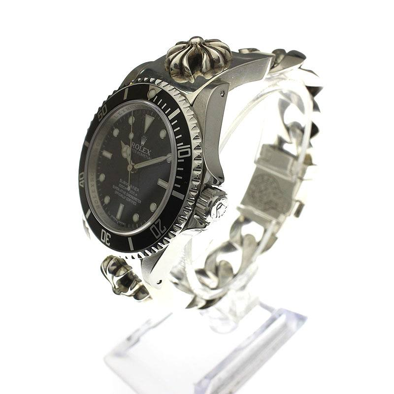 CHプラスクラシックリンクIDウォッチブレス腕時計