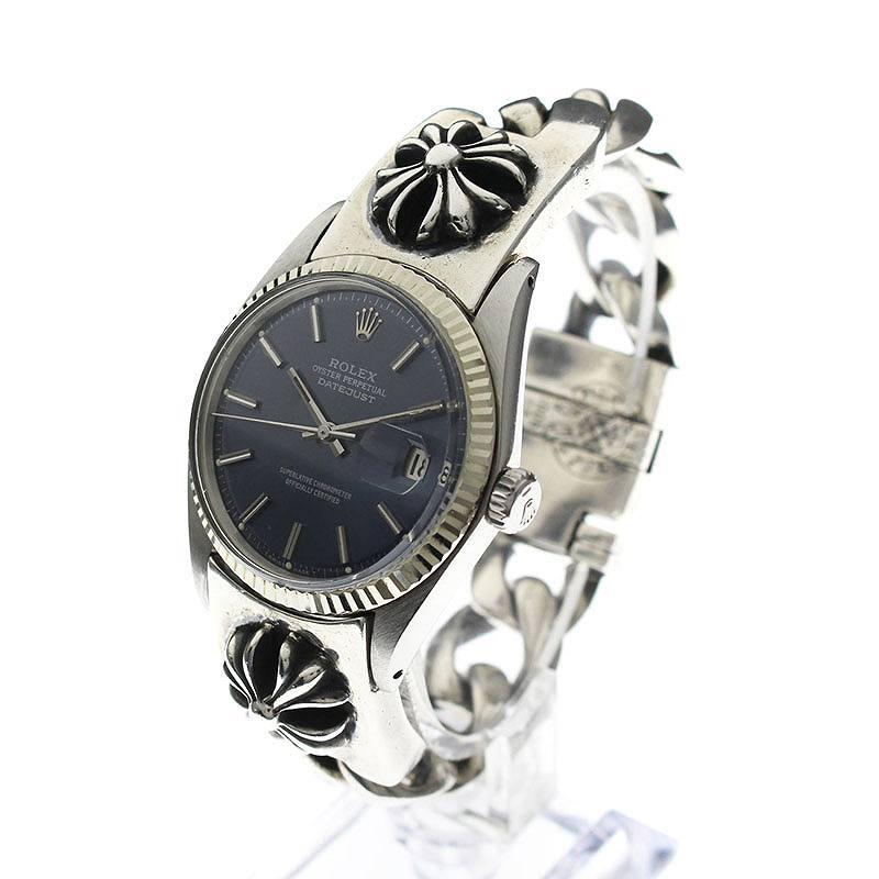CHプラスクラシックリンクボックスIDウォッチブレス腕時計