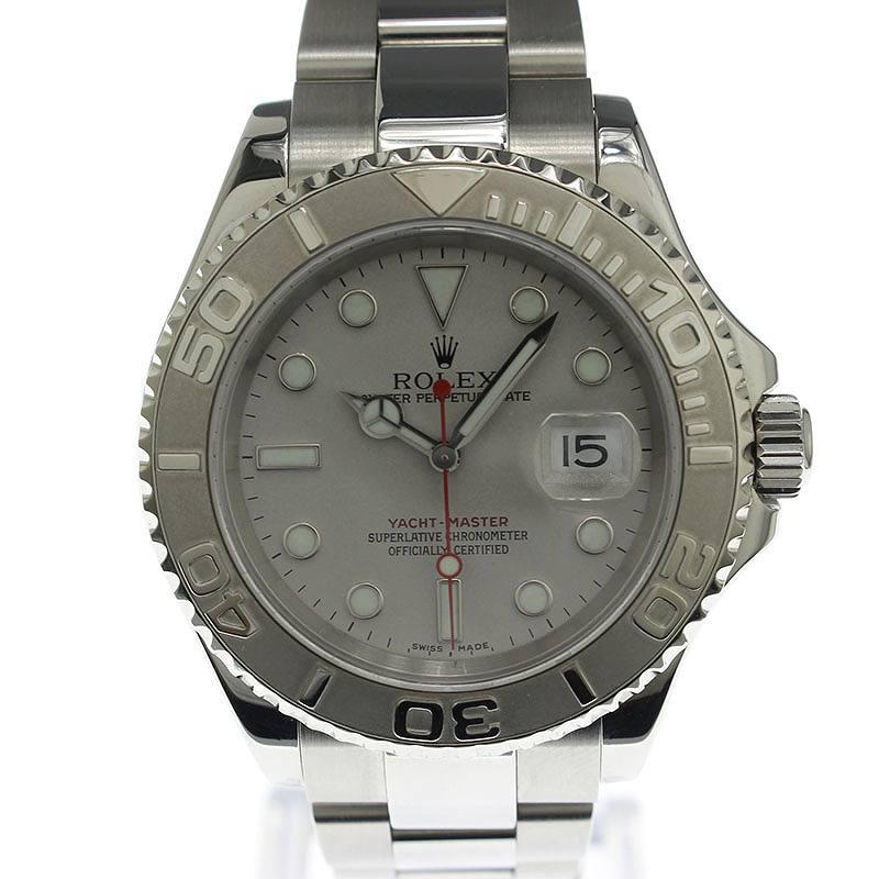 F番ヨットマスターロレジウム腕時計