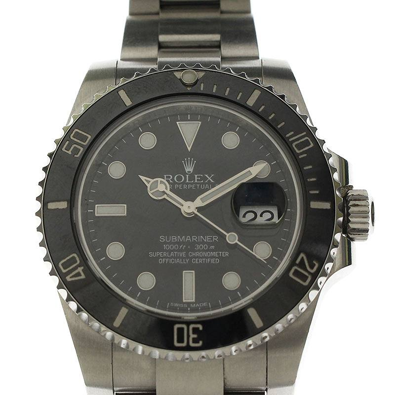 ランダム品番サブマリーナデイト腕時計