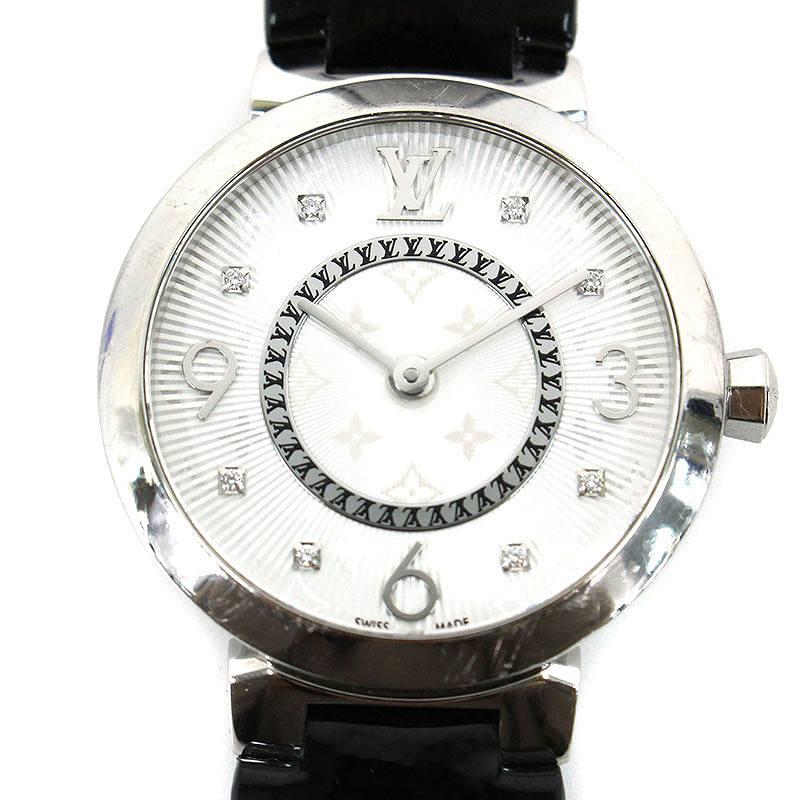 モノグラムヴェルニベルト腕時計