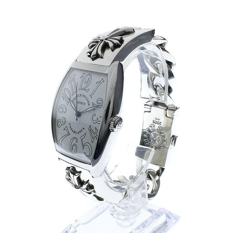 CHクロスクラシックリンクIDウォッチブレス腕時計