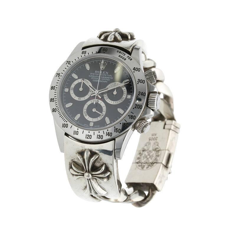 CHクロスIDクラシックリンク腕時計