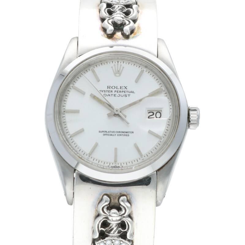 パヴェダイヤダガーIDファンシーウォッチブレスレット腕時計