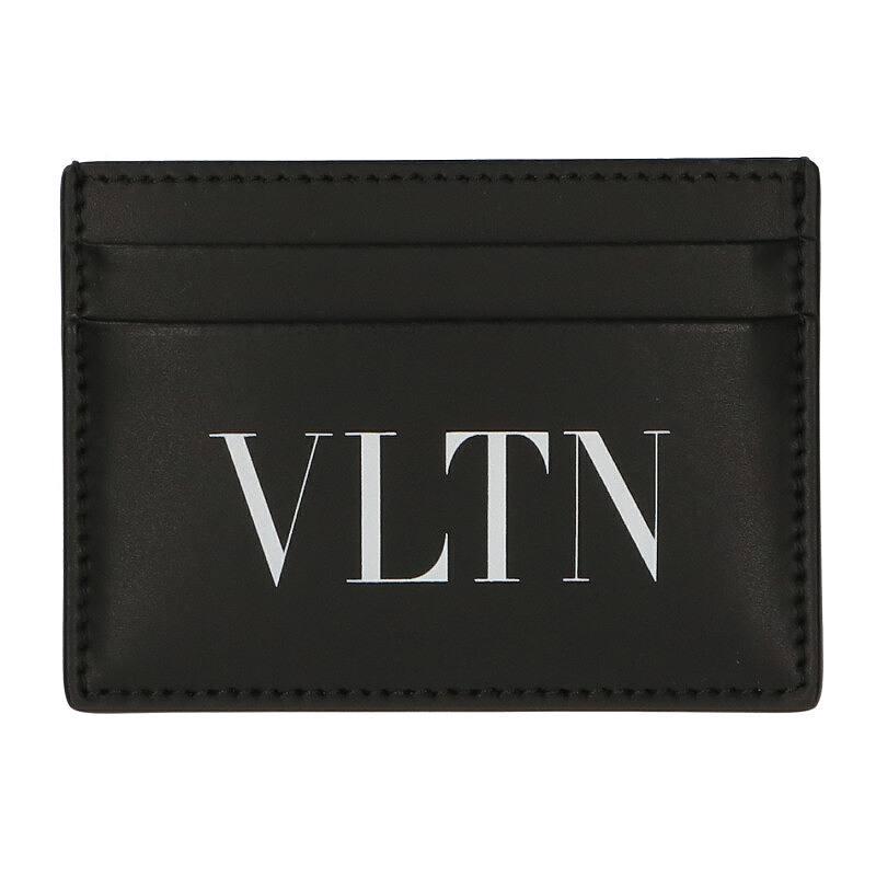 VLTNロゴプリントカードケース