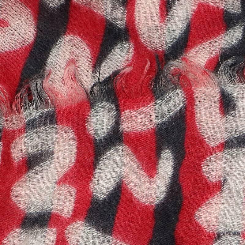 ウール×コットンスカーフ