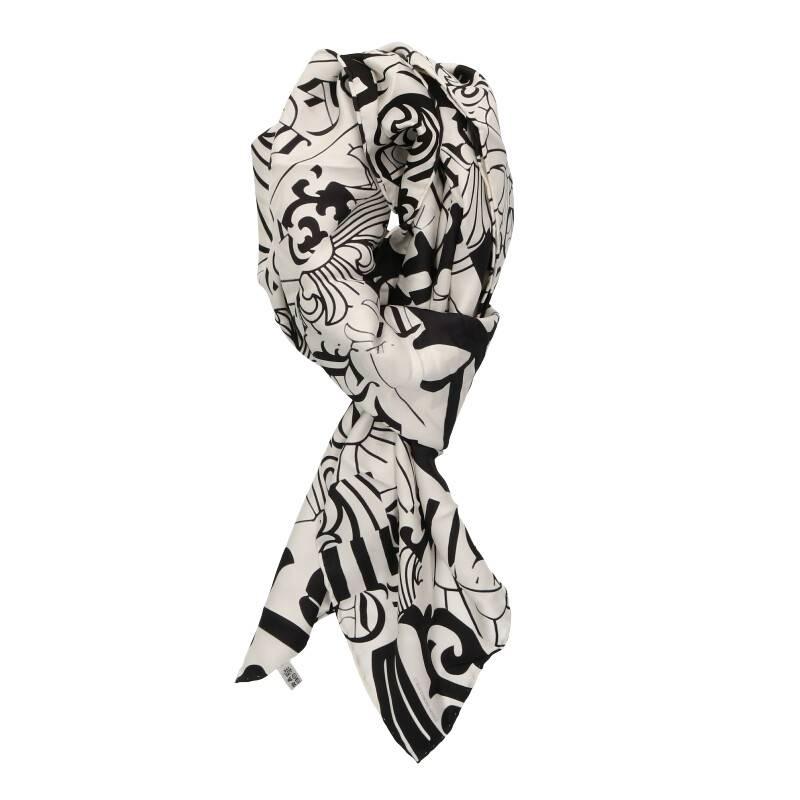 マルチプリント総柄スカーフ