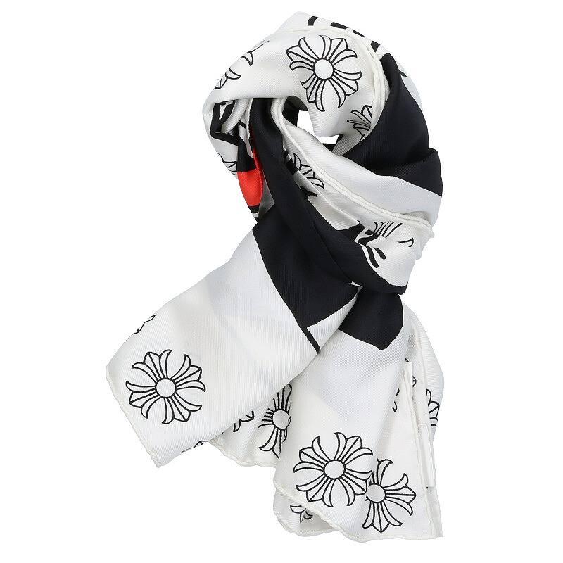 チョンパーシルクスカーフ