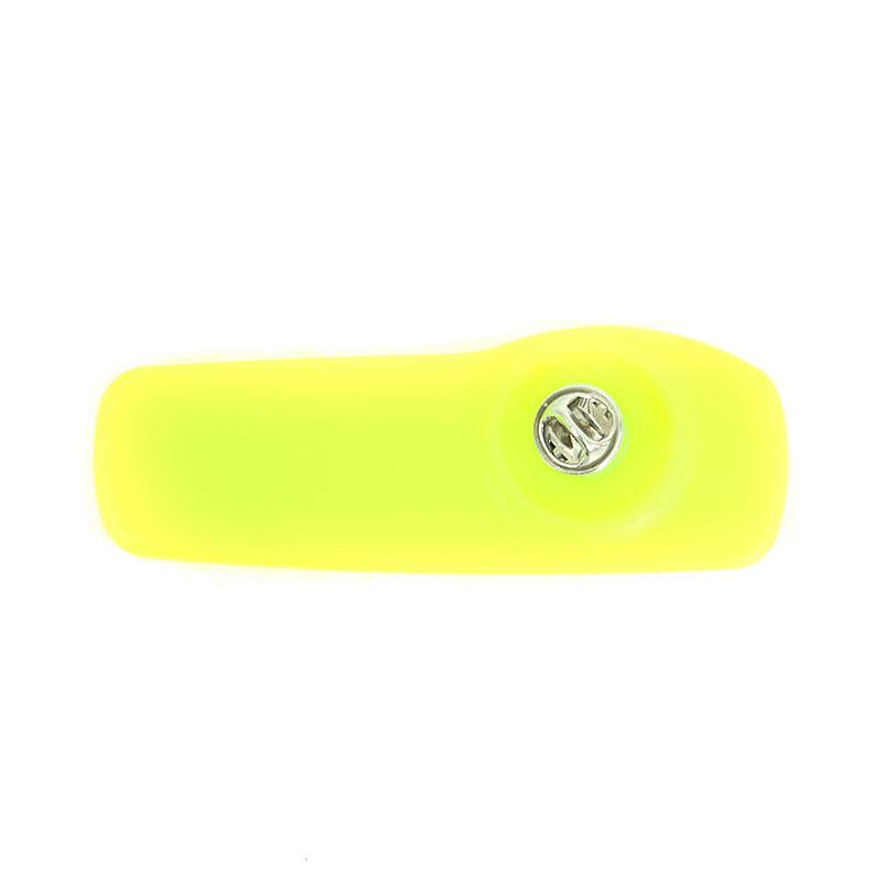 ロゴプリントプラスチックピン