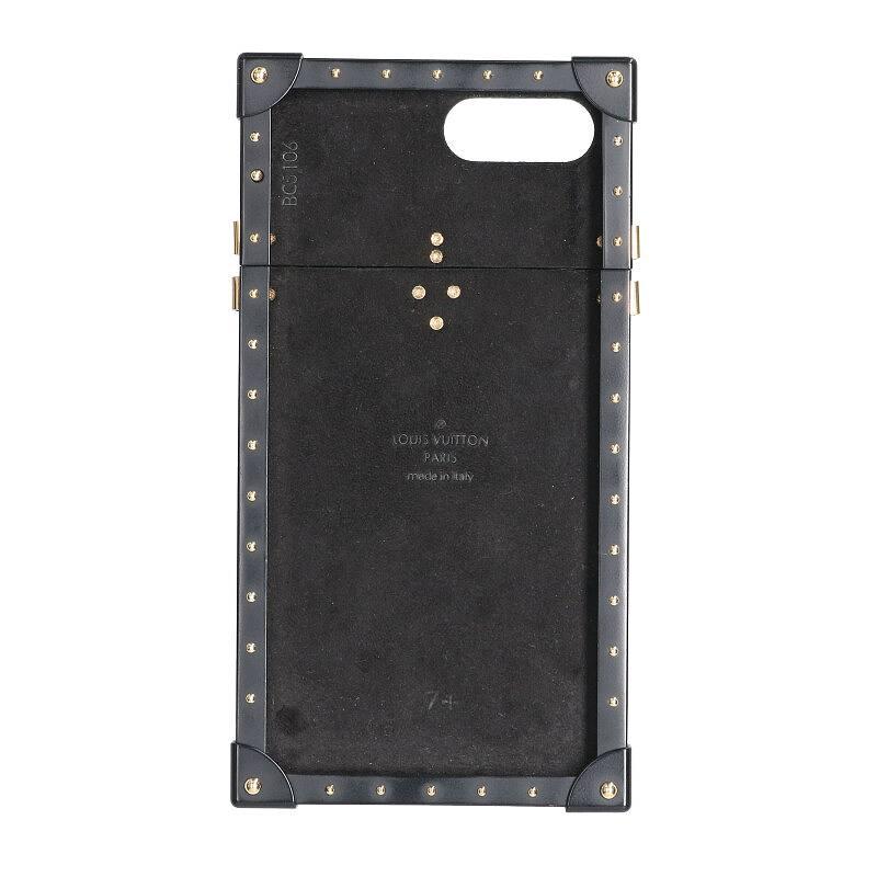 iPhone7+モノグラムスマホ携帯ケース