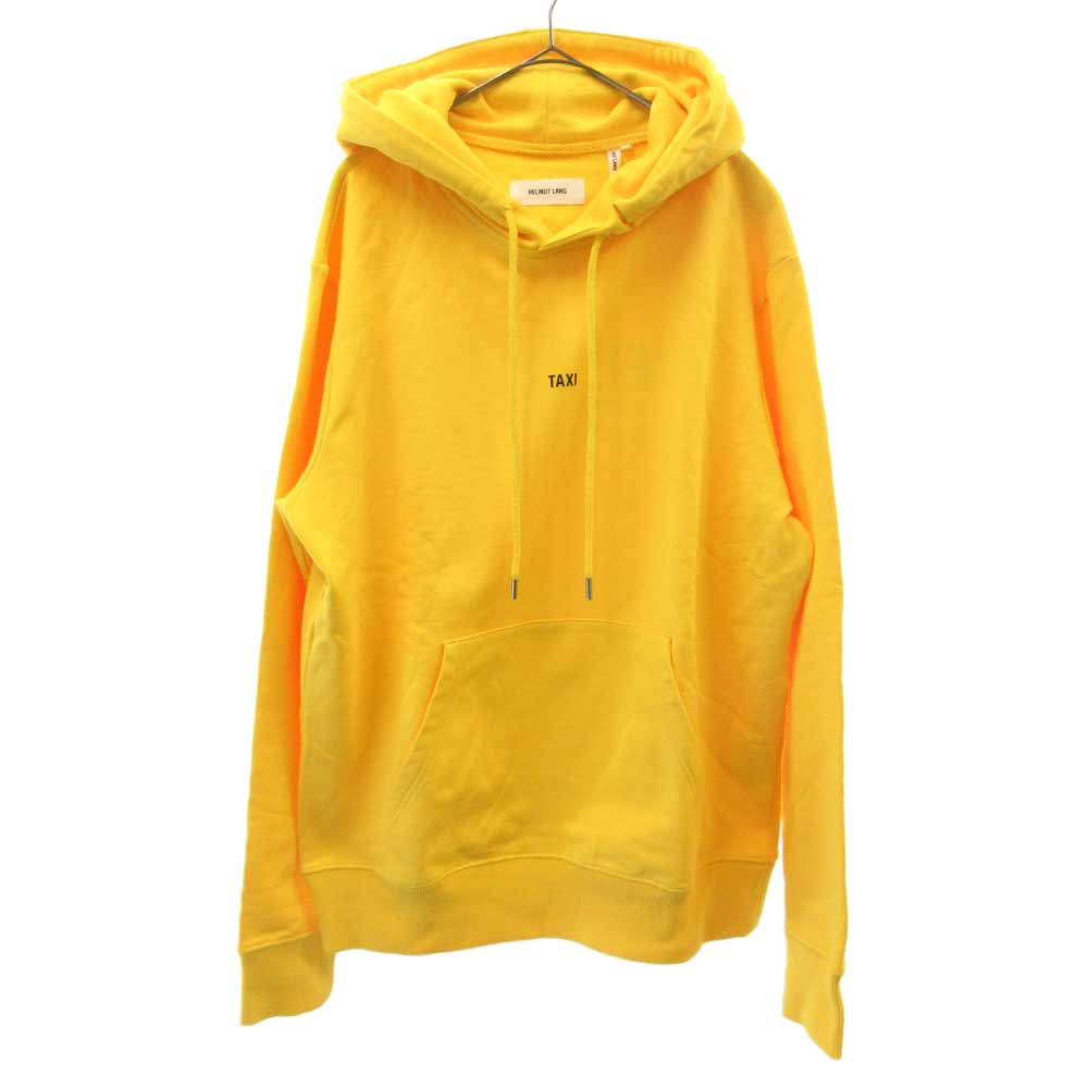 TAXI HOODIE TAXIプリントプルオーバーパーカー